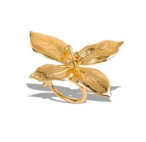 Anel Be Accori Endemica Dourado Louro Pequeno PAN052/BAD-14