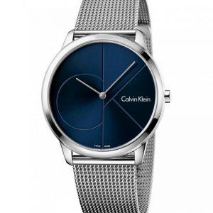Relógio CALVIN KLEIN Minimal40mmMeshAzuK3M2112N