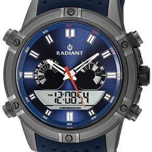 Conjunto Radiant Walker 47mm blue navy RA483601