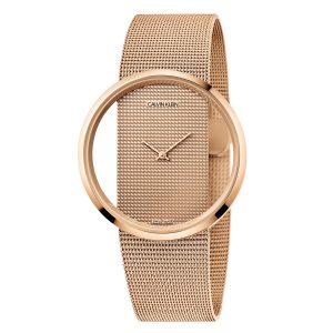 Relógio Calvin Klein Glam Po PVD5N Mesh OVD5N Dial K942362A