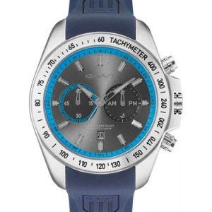 Relógio Gant Bedford Chrono Grey Blue GT059002