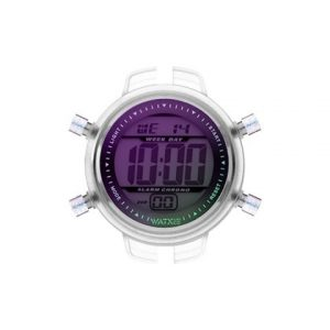 Relógio Watx Digital Siren Purple 38mm RWA1686