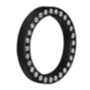 Aliança Melano Elegance Cz 3mm Black M01R 4995 BL-56