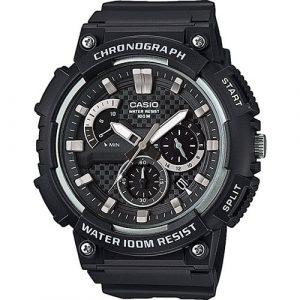Relógio Casio Ana/Digi 100m preto MCW-200H-1AVEF
