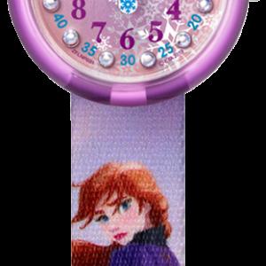 Relógio Flik Flak Disney Frozen 2 ZFLNP031