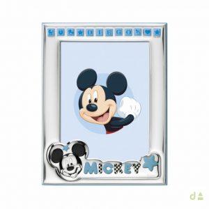 Moldura PVD Mickey Esmate Madeira Azul 9X13 4ML-VLD151.3LC