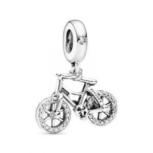 Encaixe Pandora Bicicleta Zirconias Pingente 797858CZ
