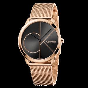 Relógio Calvin Klein Minimal40mmMeshRosK3M21621