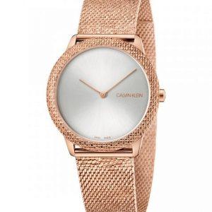 Relógio CALVIN KLEIN Minimal PVD Mesh K3M22U26