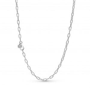 Colar Pandora Link Chain Malha Oval Longa 399410C00-50