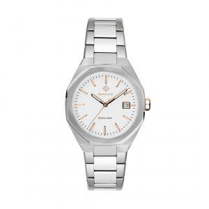 Relógio Gant Quincy T. Prateado G164001