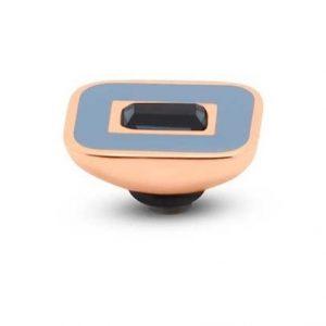 Encaixe Melano TW Resin Baguette RG Light Blue Monta 10mm TM85RG10292