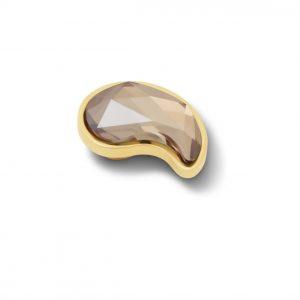 Encaixe Melano VI Paisley GD Crystal Golden Shadow VM33GD10243