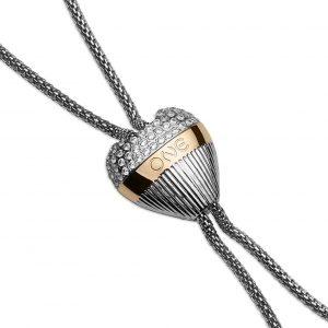 Colar One Delight Heart OJDN03SR