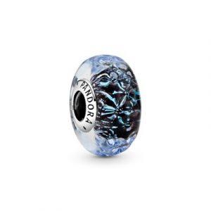 Encaixe Pandora Dark Blue Murano 798938C00