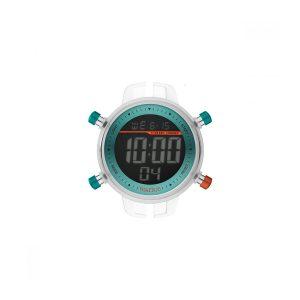 Relógio Watx Digital Podium Verde 43mm RWA1159