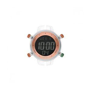Relógio Watx Digital Podium Laranja 43mm RWA1161