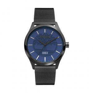 Relógio Timberland Wompatuck Ipgun M. Azul Mesh Ipgun TDWGG2100802
